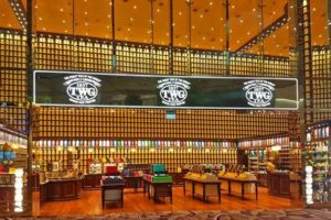 TWG Tea Opens 4th Boutique & Tea Counter in Changi Airport