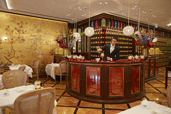 Twg Tea Debuts In The Uk With Two Salons In London Tea