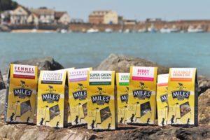 Miles Launches a New Premium Tea Range