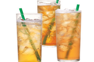 Starbucks Introduces Teavana Shaken Iced Tea Infusions