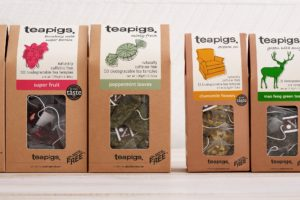 Teapigs Awarded Plastic-Free Trust Mark