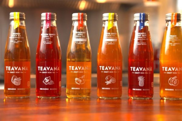 Teavana Unsweetened Craft Iced Teas Start Shipping Nationwide