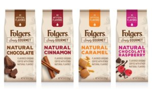 Folgers New Simply Gourmet Coffee Features Natural Flavours
