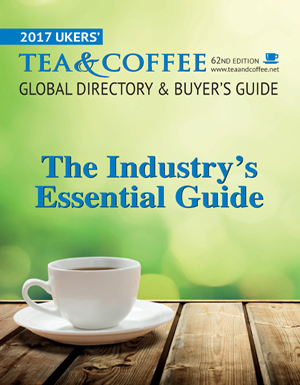 2017 UKERS Tea & Coffee Global Directory & Buyers Guide