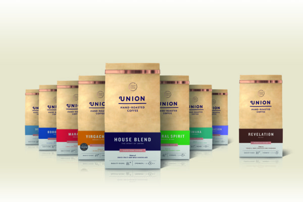 Union hand-roasted coffee partners with the Uni of Warwick