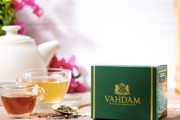 Vahdam Teas Raises USD $2.5M in Series B Funding