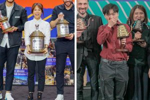 Winners of World Barista Championship and World Brewers Cup