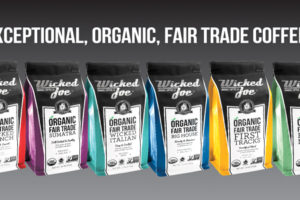 Wicked Joe Organic Coffees Now Available in 247 Sprouts Farmers Markets Nationwide