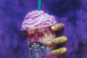 Zombie Frappuccino Creeps into Starbucks Cafés for Halloween