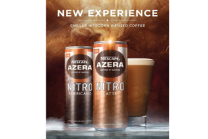 Nestlé Brings Nitro Coffee to the UK