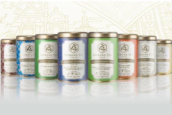 Akebono Tea launches organic line