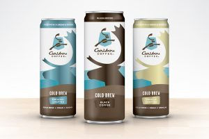 Caribou Coffee introduces RTD coffee in cans