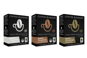 NuZee introduces Barista Collection of drip cup coffee