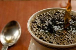 Can coffee help fight obesity?