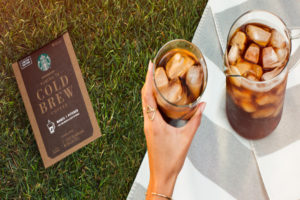 Starbucks offers three new ways to enjoy cold coffee at home