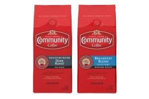 Community Coffee Expands to 400 Kroger stores