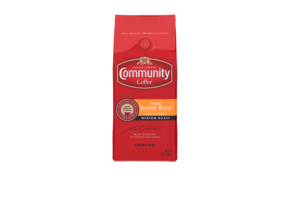 Community Coffee introduces Amber Sunrise blend for spring
