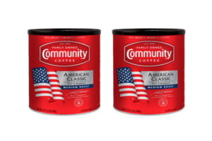 Community Coffee launches into Walmart