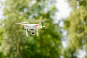 Using drones to detect coffee rust