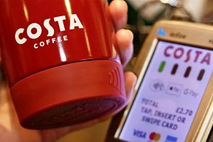 Costa Coffee Launches UK's First Contactless Reusable 'Clever Cup'