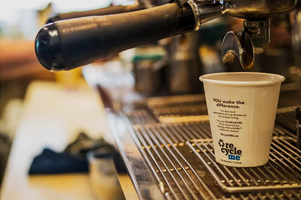 Takeaway cup recycling system launches in UK