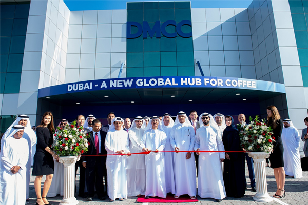 DMCC Coffee Centre opens to drive trade through Middle East | Tea