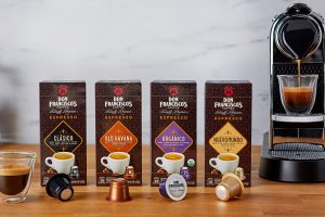 Don Francisco's Coffee Launches Nespresso-Compatible Espresso Capsules