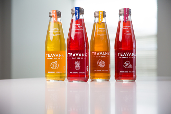 Teavana rolls out ready-to-drink craft iced teas to select markets