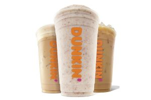 Dunkin' partners with Hershey's for summer products