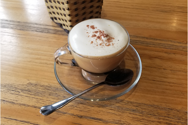 Experiencing Vietnam's famed egg coffee