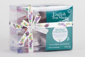 English Tea Shop Announces Organic Christmas Range
