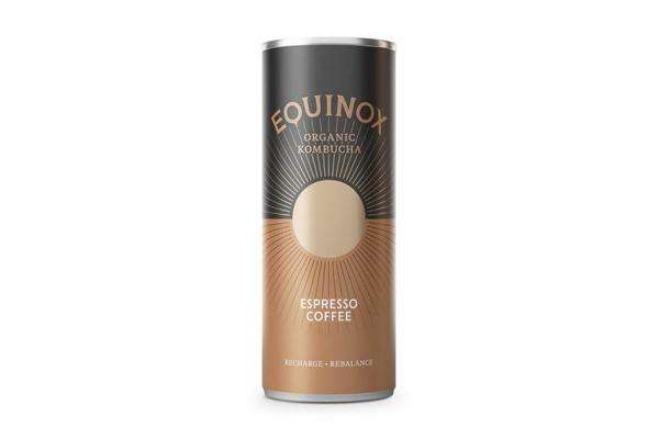 Equinox Kombucha launches coffee flavour