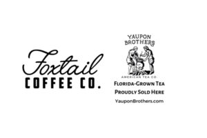 Foxtail Coffee partners with Yaupon Brothers to serve Florida-grown tea