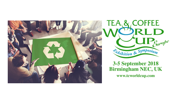 Tea & Coffee World Cup Tackles Sustainable Packaging