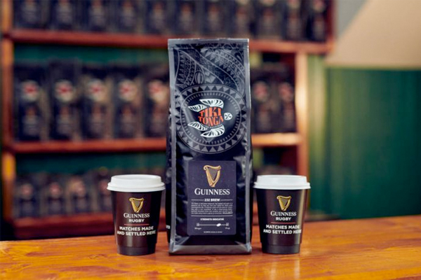 Guinness launch limited edition coffee