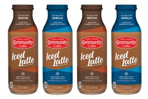 Community Coffee Launches Iced Latte Coffee Drinks