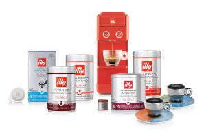 illy launch Canadian eShop