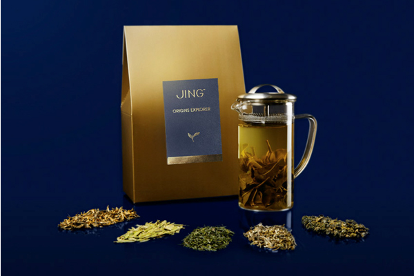 JING Tea Launches Origins Explorer for Christmas