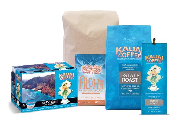 """""""Best Hawaiian Grown Coffee"""" selected by Hawai'i Magazine readers"""