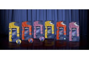 Lavazza re-launches classic collection range