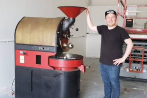 Littlefoot Coffee Roasters sets up facility in Michigan