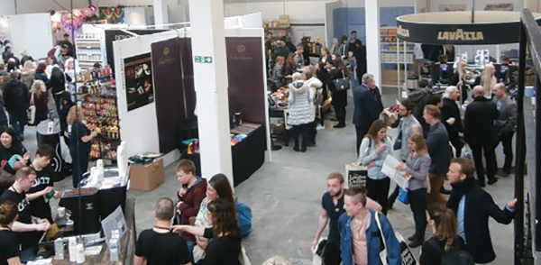London Coffee Festival 2016 Doubles Attendance From 2015