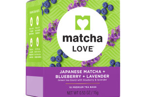 ITO EN Expands New Matcha LOVE Tea Bag Flavours