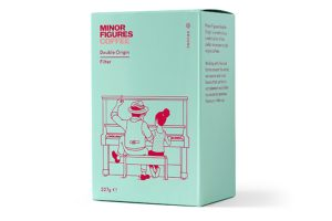 Minor Figures launch double origin coffees