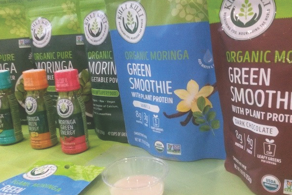 "Moringa: the ""miracle tree"" is now a trendy new cup"