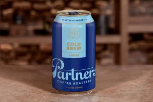 Partners Coffee launches RTD cold brew