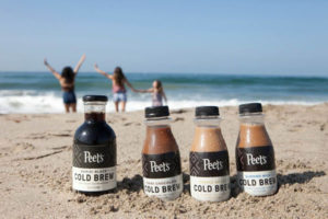 Peet's Coffee launches business unit for cold brew chilled distribution