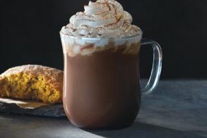 Peet's debuts Dark Chocolate Pumpkin Mocha