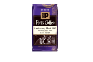 Peet's Coffee continues giving back with annual Anniversary blend