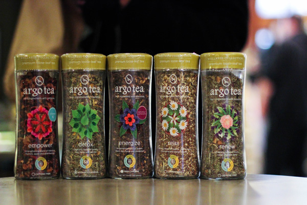 Argo Tea's new wellness collection targets five occasions